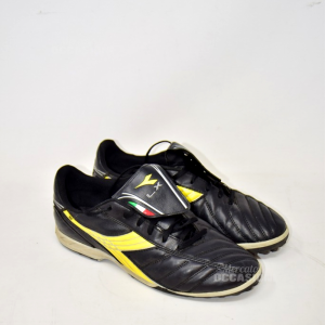 Scarpe Da Calcio N 43 Diadora In Pelle