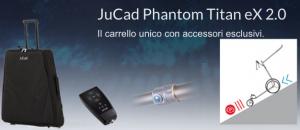 CARRELLO JUCAD PHANTOM TITAN eX 2.0