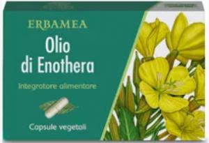 Olio di enothera Erbamea 36 cps