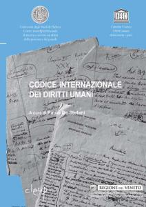 Codice internazionale dei diritti umani n.15