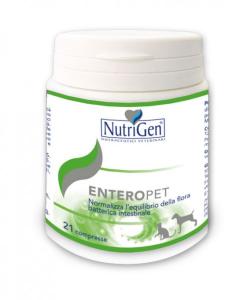Intergratore intestinale per cane Entropet 1200mg 42 TAV