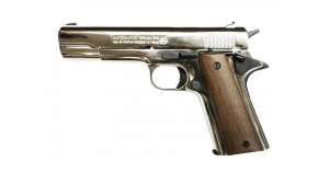 M1911 NIKEL CAL.8mm + valigetta