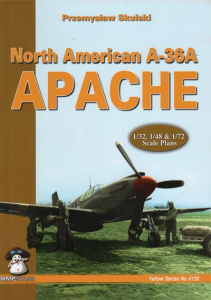 North-American A-36A Apache