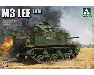 US Medium Tank M3 Lee Late