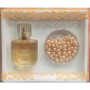 Caron Fleur De Rocaille Eau De Toilette Spray 50ml Set 2 Parti 2019