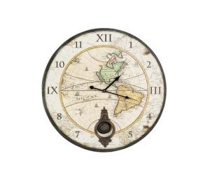 Orologio da parete a pendolo stile classico