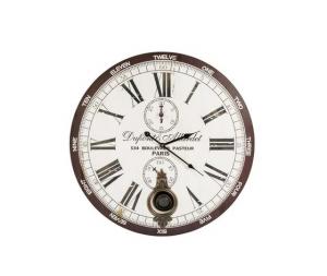 Orologio da parete a pendolo Parigi