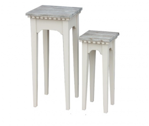 Set due alzate Shabby Chic