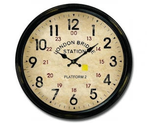 Orologio da parete London Station