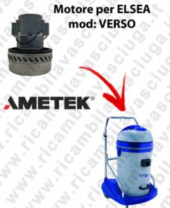 VERSO Ametek Vacuum Motor for vacuum cleaner ELSEA