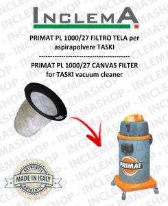 PRIMAT PL 1000/27 Canvas Filter for vacuum cleaner TASKI