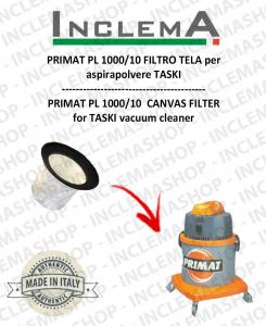 PRIMAT PL 1000/10 Canvas Filter for vacuum cleaner TASKI