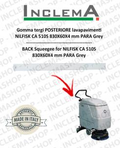 goma de secado trasero para Nilfisk CA 510S