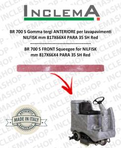 BR 700 S goma de secado delantera para fregadora NILFISK