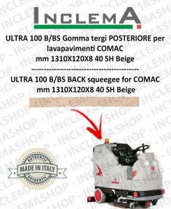 ULTRA 100 B/BS goma de secado trasero para fregadora COMAC