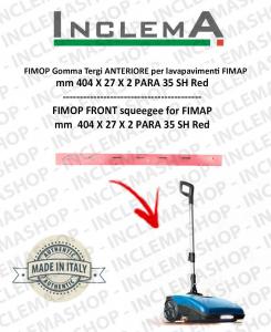 FIMOP goma de secado delantera para fregadora FIMAP