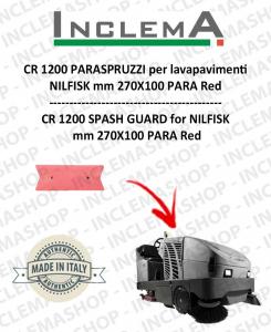 CR 1200 Spritzschutz für Scheuersaugmaschinen NILFISK