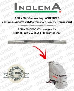 ABILA 50 ünd Vorne Sauglippen optional für Scheuersaugmaschinen COMAC till s/n 111011125