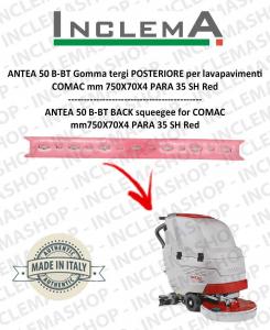 ANTEA 50 B-BT Hinten Sauglippen für Scheuersaugmaschinen COMAC