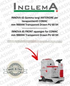 INNOVA 65 Vorne Sauglippen für Scheuersaugmaschinen COMAC