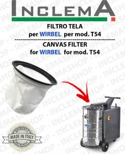 T54 FILTRO TELA PER aspirapolvere WIRBEL