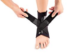Tutore caviglia zero impact