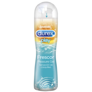 Durex Play Tingling Gel Lube 50ml