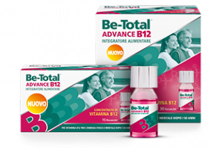 Be-Total Advance B12 30 flaconcini
