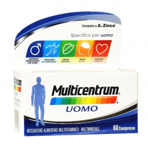 Multicentrum Uomo 60 cpr