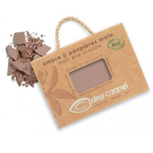 Couleur Caramel Eye Shadow 03 Chocolate Brown