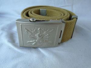 cintura 120cm di cotone (tan)