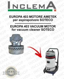 EUROPA 403 MOTORE ASPIRAZIONE AMETEK per aspirapolvere SOTECO