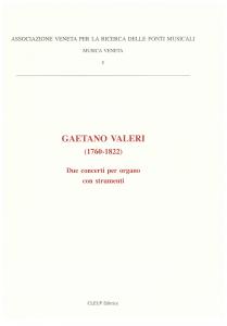 Gaetano Valeri (1760-1822)