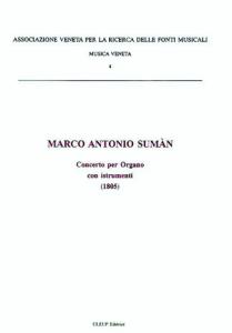 Concerto per Organo con istrumenti (1805)
