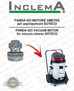PANDA 623 Ametek Saugmotor für Staubsauger SOTECO