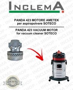 PANDA 423 Ametek Saugmotor für Staubsauger SOTECO