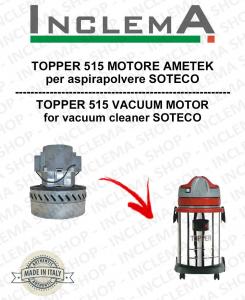 TOPPER 515 MOTORE ASPIRAZIONE AMETEK  per aspirapolvere SOTECO