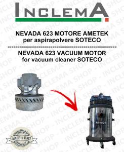 NEVADA 623 Ametek Saugmotor für Staubsauger SOTECO