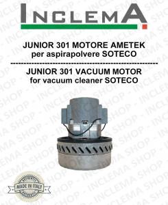 JUNIOR 301 Vacuum Motor Amatek for vacuum cleaner SOTECO