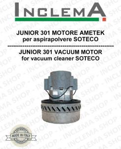 JUNIOR 301 Ametek Saugmotor für Staubsauger SOTECO