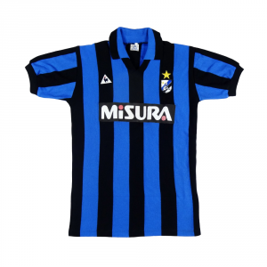 1986-87 Inter Maglia Home #9 Altobelli M