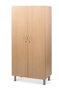 Armadio in legno da corsia singolo
