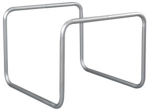 Alza coperte smontabile in alluminio