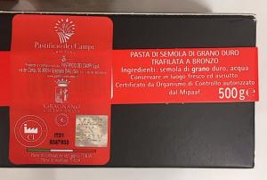 Pasta & Spezie - Pasta Gragnano e Spezie per condimento