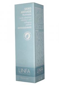 Linfa Siero Antiage Illuminante Antiossidante