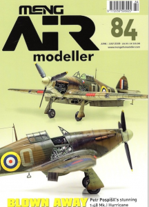 Meng Air Modeller - June, July 2019