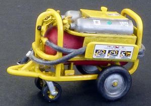 Tri-max Extinguisher