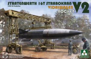 Vidalwagen V2 Rocket