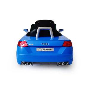 Auto Macchina Elettrica Per Bambini Audi TT S BLU 12V