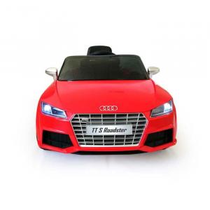 Auto Macchina Elettrica Per Bambini Audi TT S ROSSA 12V
